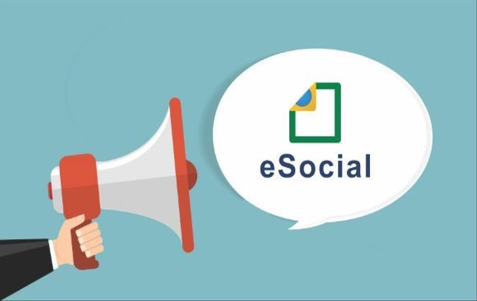 Liberado envio de eventos do eSocial da Folha 01 de 2020