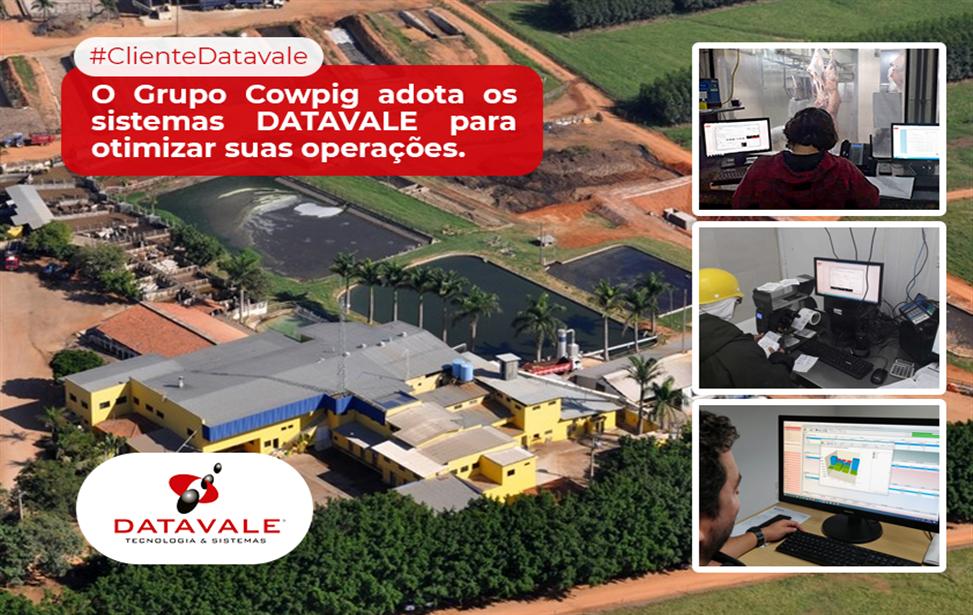 O Grupo Cowpig adota os sistemas DATAVALE para otimizar suas operações