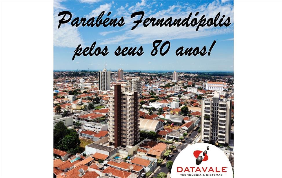 Parabéns, Fernandópolis